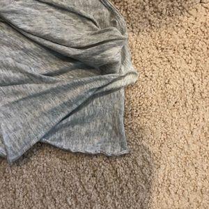 Express grey shirt